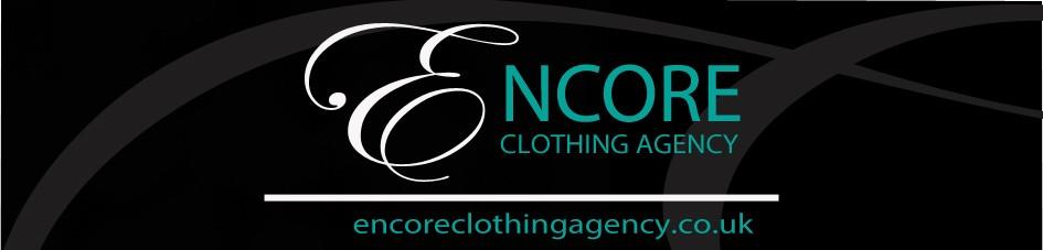 Encore Clothing Agency Logo
